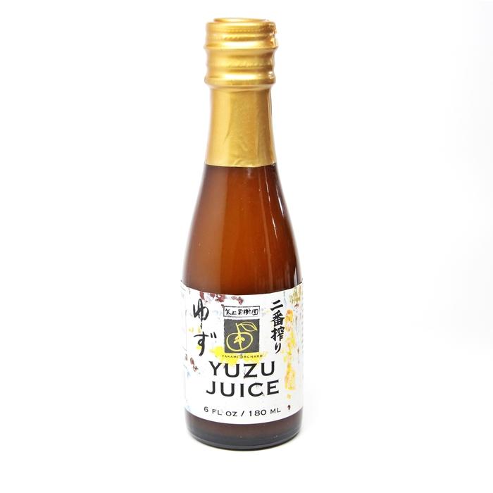 Yuzu Juice – Marugoto Shibori 180ml